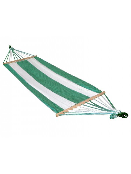 Гамак La Rete А1013 бело-зелёный