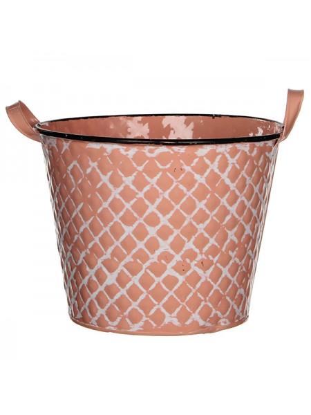 Горшок для растений Jano розовый 18,5 см
