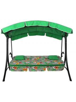 Садова диван-гойдалка Ost-Fran Bali зелена