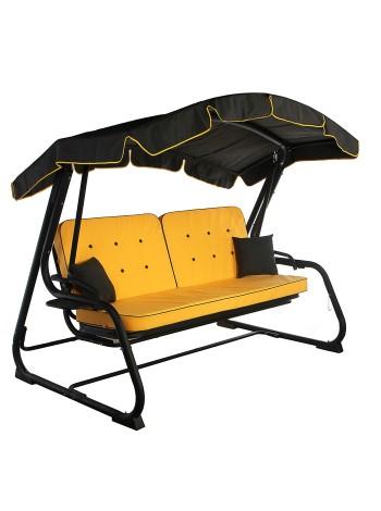 Садова диван-гойдалка Ost-Fran Evia жовті