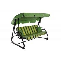Садова диван-гойдалка Ost-Fran King салатові
