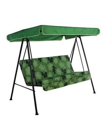 Садовые качели Ost-Fran Parigi зелёные