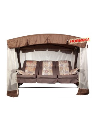 Диван-качели Палермо-Премиум мебельная ткань