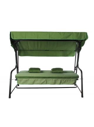 Садова диван-гойдалка Ost-Fran Seattle зелена