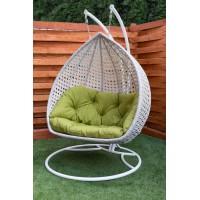 Подвесное кресло-кокон Double премиум