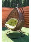 Підвісне крісло-кокон Double преміум