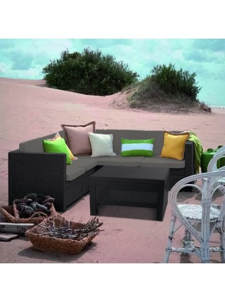 Набір меблів Keter Provence Set капучино-пісок