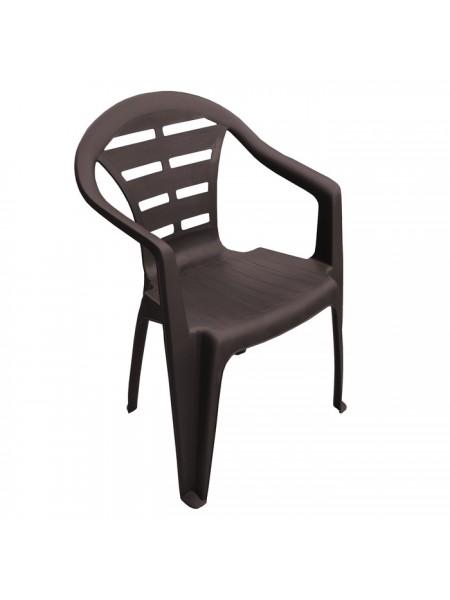 Крісло Progarden Moyo коричневе