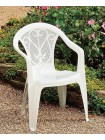 Кресло  Progarden Ole белое