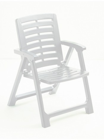 Крісло Progarden Rexi біле