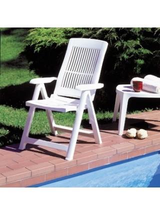 Кресло Progarden Tampa белое