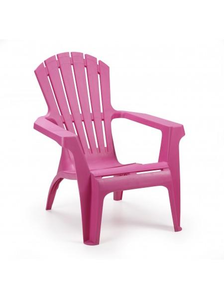 Кресло Progarden Dolomiti розовое