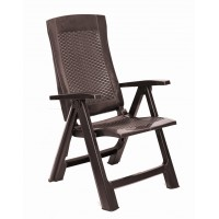 Кресло Progarden Gold коричневое