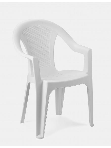 Кресло Progarden Ischia белое