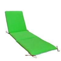 Матрас на лежак Ost-Fran Duet зелёно-салатовый