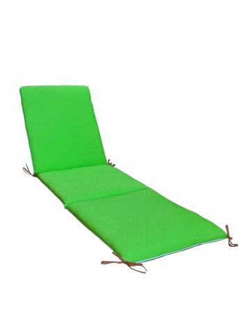 Матрас для шезлонга Ost-Fran Duet зелёно-салатовый