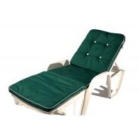 Матрас на лежак Ost-Fran Punto зелёный