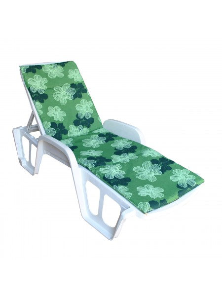 Матрас для шезлонга Ost-Fran Sun зелёный
