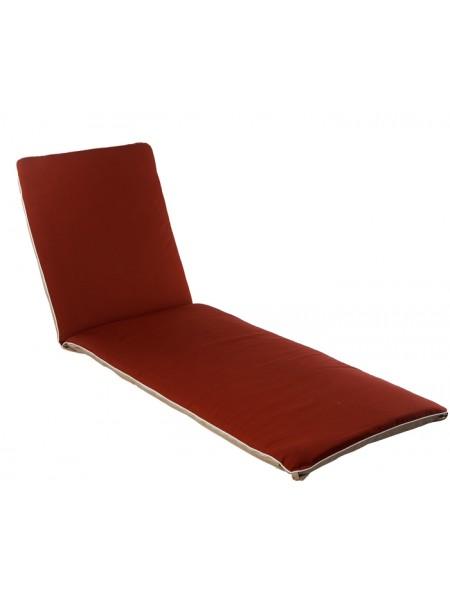 Матрац для шезлонга Ost-Fran Uni тексілк коричневий