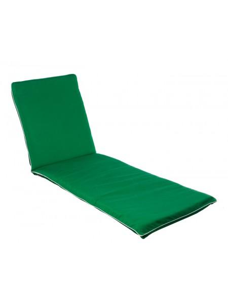 Матрац для шезлонга Ost-Fran Uni тексілк зелений