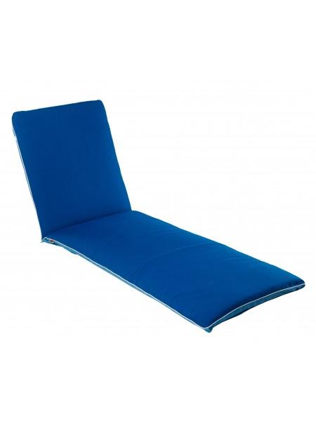Матрац для шезлонга Ost-Fran Uni тексілк синій