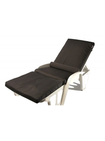Матрас для шезлонга Ost-Fran Confort антрацит