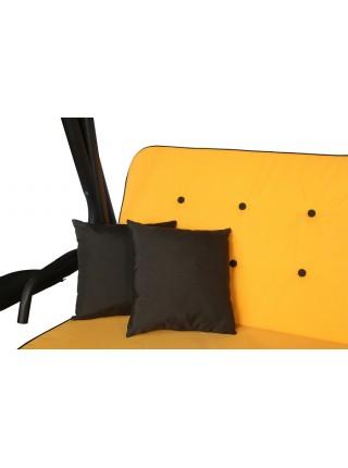 Мягкий комплект к качелям Ost-Fran Evia желтый