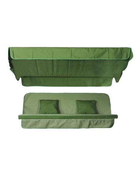 Мягкий комплект к качелям Ost-Fran Seattle зелёный