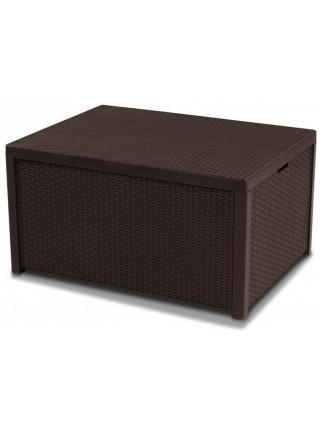 Ящик для хранения COMFY 270 л коричневий