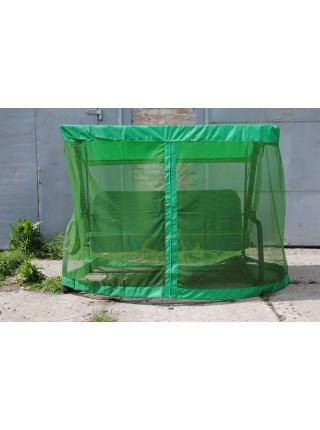 Сітка антимоскітна для гойдалок Ost-Fran King прямокутна зелена