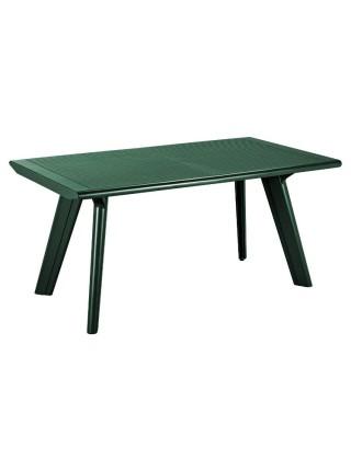 Стол Allibert Dante зеленый