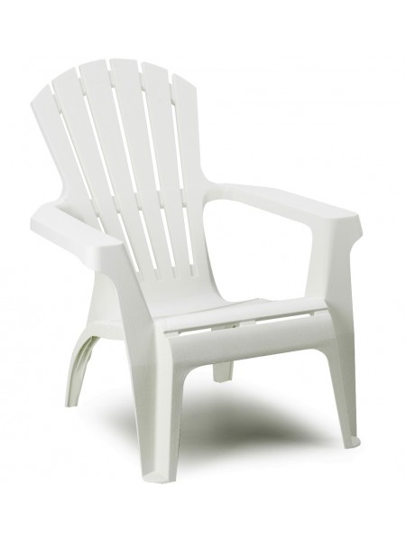 Крісло Progarden Dolomiti біле